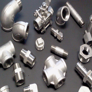 Stainless Steel Fittings Supplier & Stockist in India